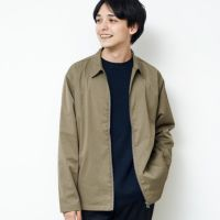 【OUTLET/返品交換不可】ライトZIPブルゾン, , small