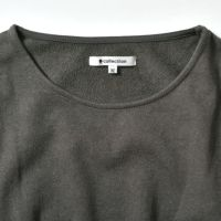【OUTLET/返品交換不可】麻混リラックスTシャツ, ブルー, small