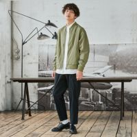 【OUTLET/返品交換不可】MA-1ジャケット, , small